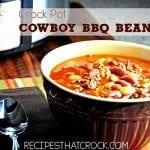 Crock Pot Cowboy BBQ Beans