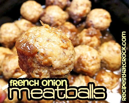 Crock Pot Meatball Recipe