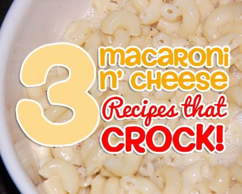 Macaroni and Cheese copy