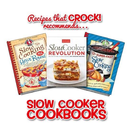 Good Slow Cooker Cookbooks