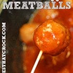 Sweet Tangy Meatballs