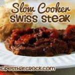 Slow Cooker Swiss Steak