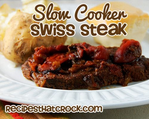 Slow Cooker Swiss Steak2
