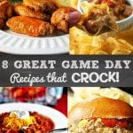8 Great Game Day Recipes that cRock!