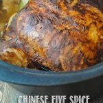 Chinese 5 Spice Chicken
