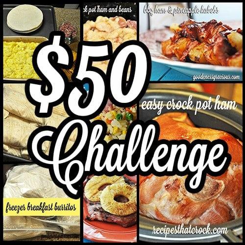 50 Dollar Challenge 1