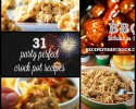 31 Party Perfect Crock Pot Recipes