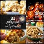 31 Party Perfect Crock Pot Recipes