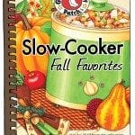 Slow Cooker Fall Favorites {Gooseberry Patch Cookbook Giveaway}
