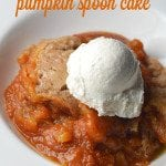 Crock Pot Pumpkin Dessert