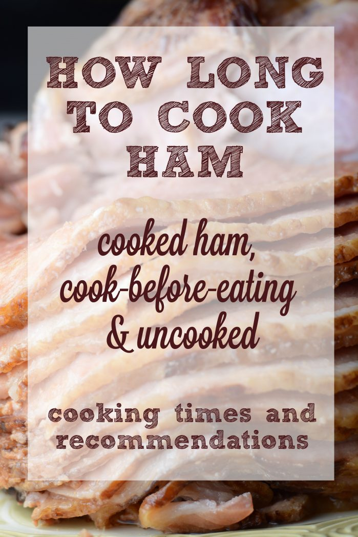 How Long to Cook Ham - Recipes That Crock!