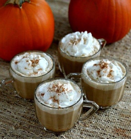 Pumpkin Spice Lattes