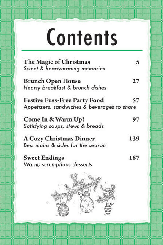TOC Christmas Favorites