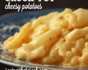 Crock Pot Cheesy Potatoes