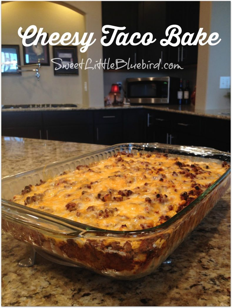 cheesy taco bake 4 (1)