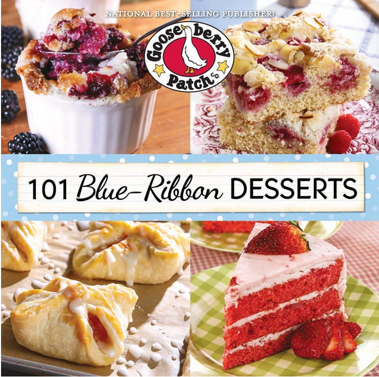 Blue Ribbon Cover