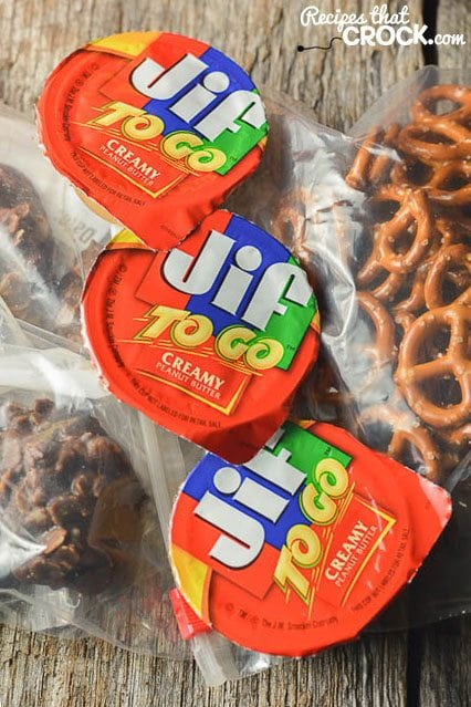 Jif To Go Cups - Great for dipping all of your favorite fruits and vegetables, anytime, anywhere.