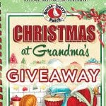 Christmas at Grandma's Cookbook by Gooseberry Patch – GIVEAWAY