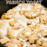 Crock Pot Cinnamon Roll French Toast