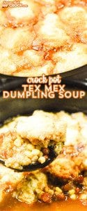 Crock Pot Tex Mex Dumpling Soup is a great new soup that we love!