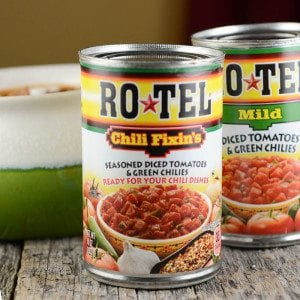 Crock Pot Chili Vegetable Ranch Hand Soup is the perfect hearty recipe to throw into your slow cooker for #HibernationSeason! #ad @conagrafoods @roteltomatoes