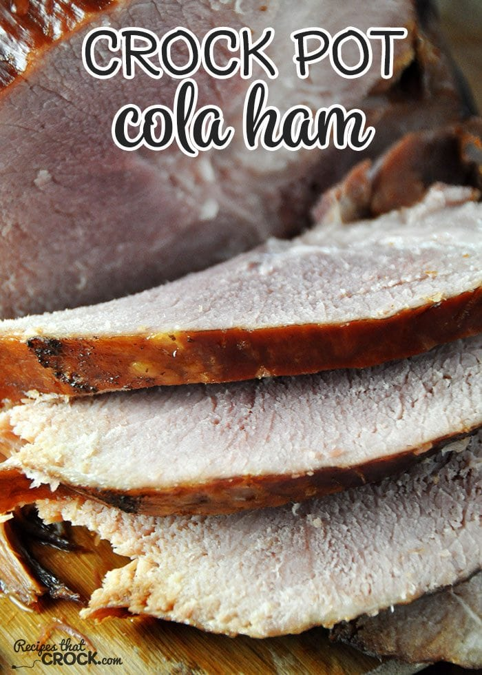how to cook a fully cooked ham in crock pot