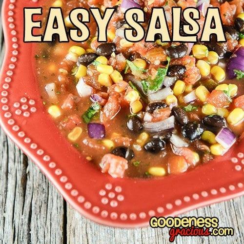 Easy Salsa SQ