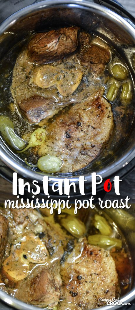 Do You Love Crock Pot Mississippi Roast But Wish Had A Instant Recipe