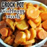 Crock Pot Sweet Tangy Carrots