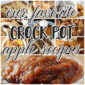 We love apples, and these recipes are the perfect way to serve them up!