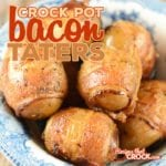 Crock Pot Bacon Taters