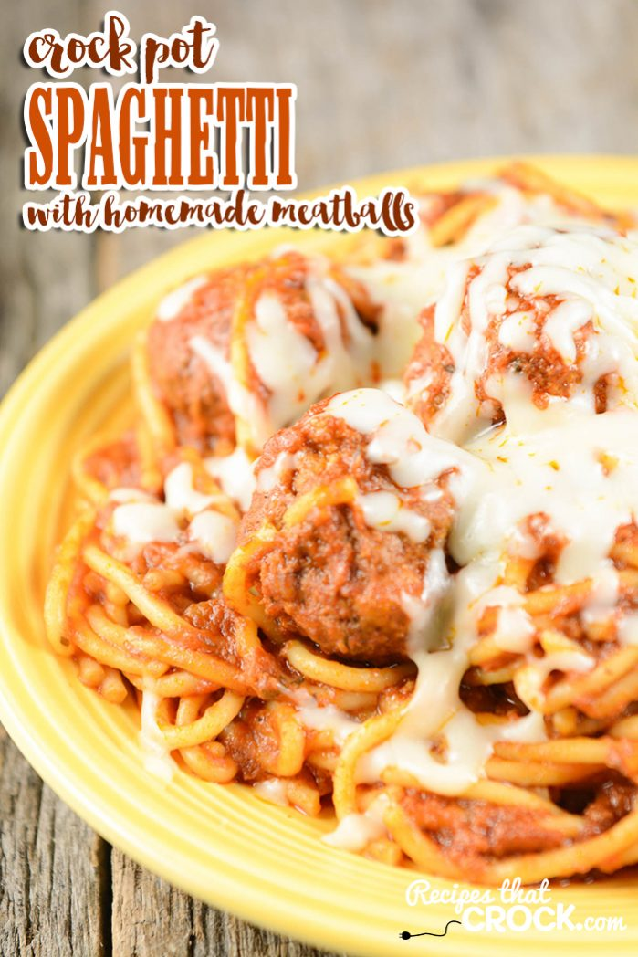 Electric Pressure Cooker Spaghetti With Homemade Meatballs ...