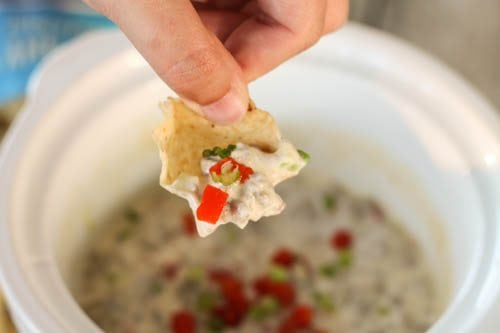 Yummy Sausage Dip from Farmwife Cooks!
