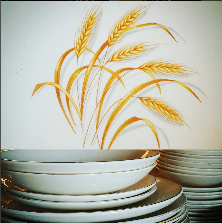 Wheat Dishes