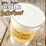 Harry Potter Hard Butterbeer