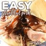 Easy Shredded Pork