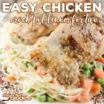 Easy Chicken Crock Pot Dinner for Two