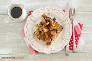 Crock Pot Eggnog French Toast