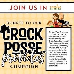 Crock Posse Provides