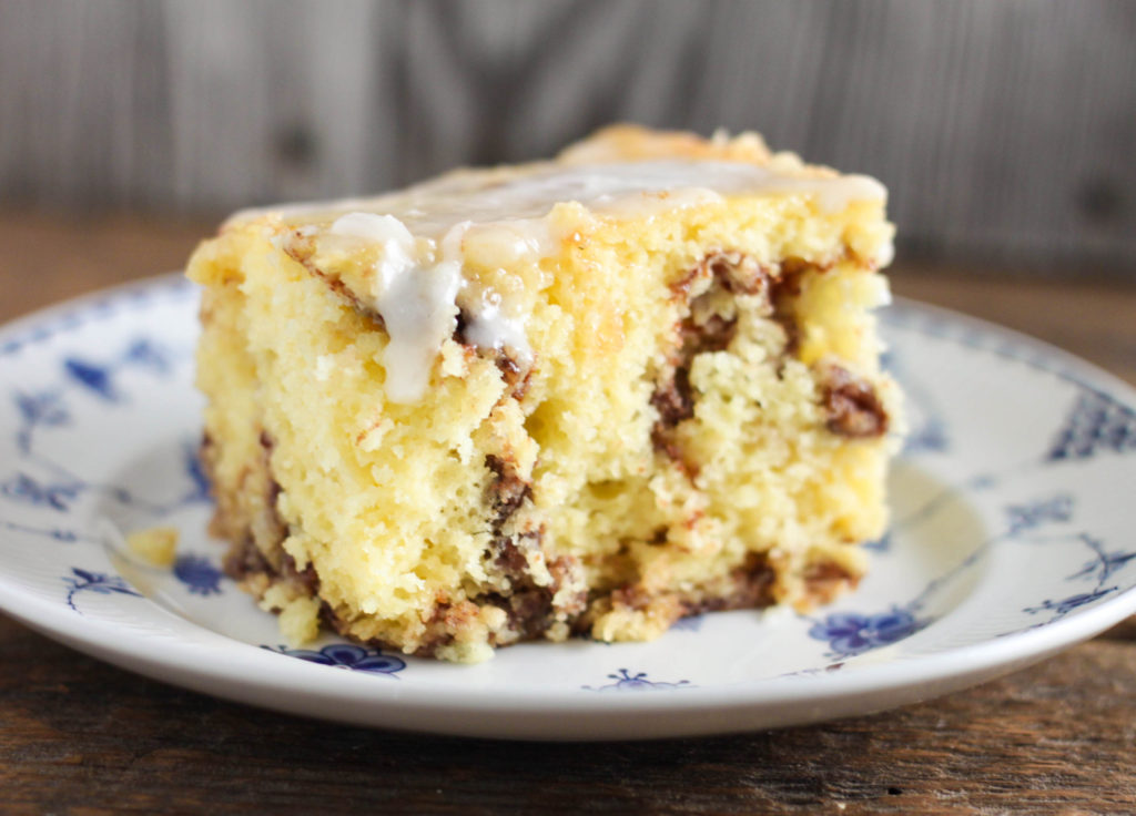 Crock Pot Coffee Cake