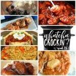 Crockpot Sweet and Spicy Kielbasa Bites – WCW Week 28