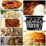 Applewood Cider Slow Cooker Chicken – WCW Week 31