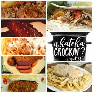 This week's Whatcha Crockin' crock pot recipes include Crock Pot Chicken Fajitas, Creamy Herbed Chicken, Crock Pot Spaghetti with Homemade Meatballs, Crock Pot Sloppy Joes, Slow Cooker Fiesta Barbecue Country Ribs, Slow Cooker Corned Beef and Vegetables, Slow Cooker Greek Beef and Potatoes and much more!