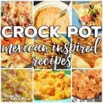 Crock Pot Mexican Inspired Recipes: Friday Favorites