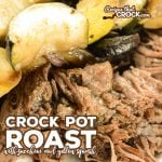 Crock Pot Roast with Zucchini