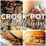 Crock Pot Sandwich Recipes: Friday Favorites