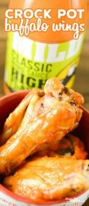 Check out our Crock Pot Buffalo Wings BW3 Copycat Recipe