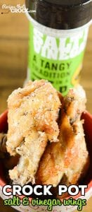 Check out our Crock Pot Salt and Vinegar Wings BW3 Copycat Recipe