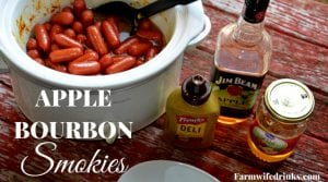 Apple Bourbon Smokies