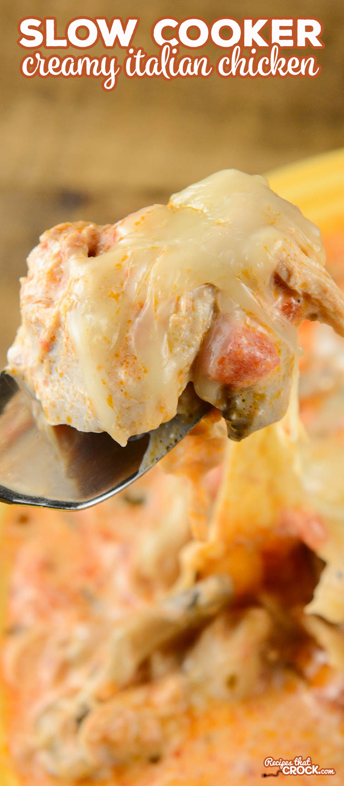 Slow Cooker Creamy Italian Chicken Recipes That Crock